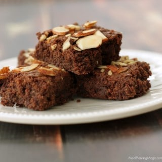 Mexican Spiced Coffee Brownies