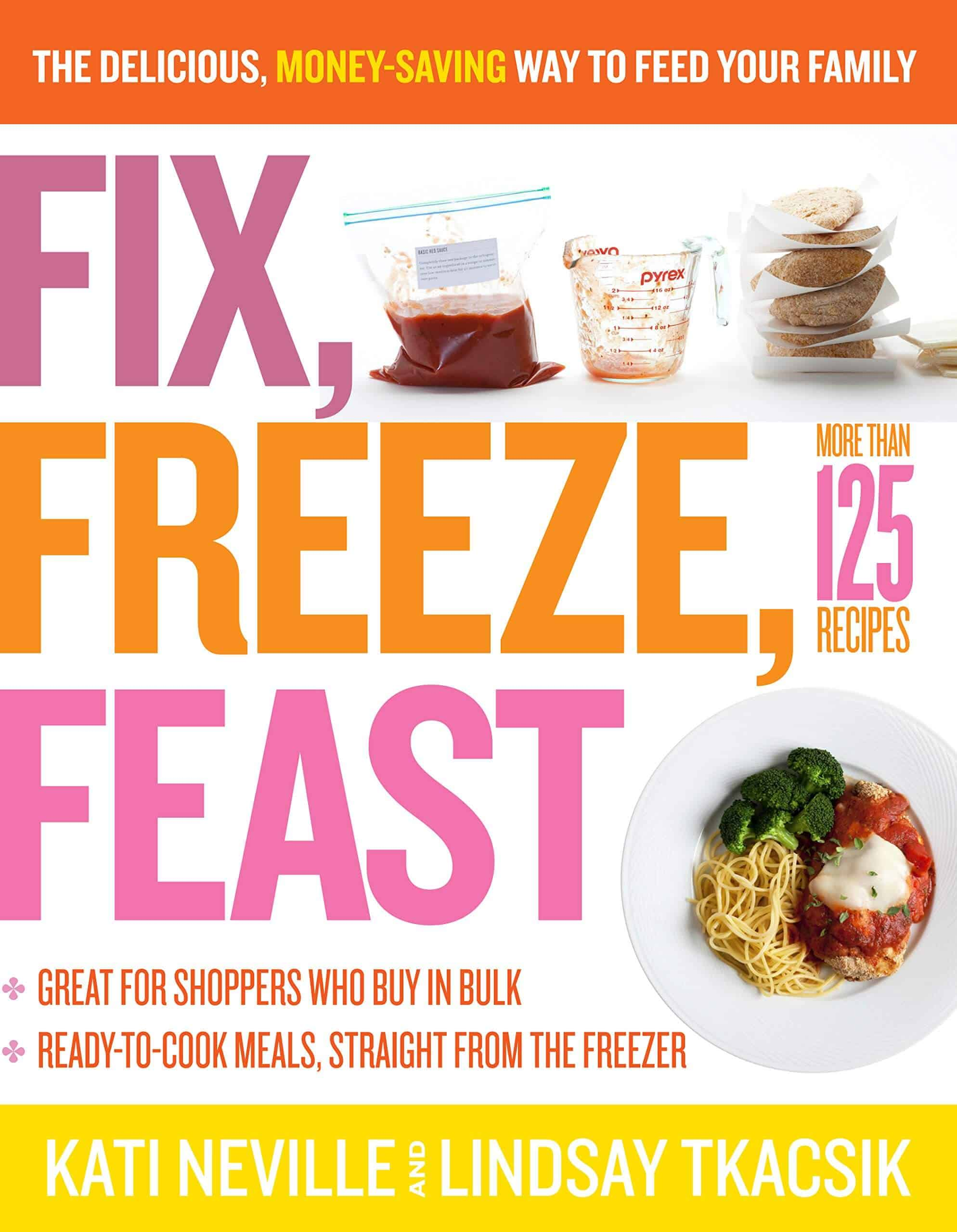 Fix Freeze Feast cover