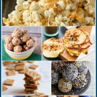 65+ Better For You Road Trip Snacks