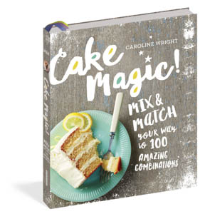 Cake Magic Book Cover