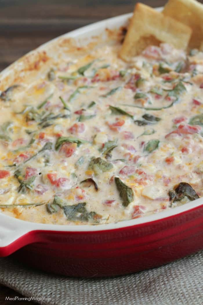 Mexican Spinach Dip