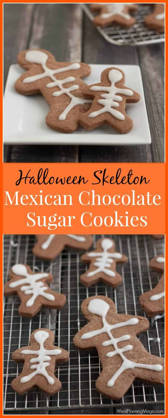 skeleton-chocolate-sugar-cookies-collage