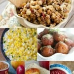 Put that slowcooker to work for you and made some sides using one of these 30+ recipes from this Slowcooker Sides Roundup! Get the recipe links at MealPlanningMagic.com