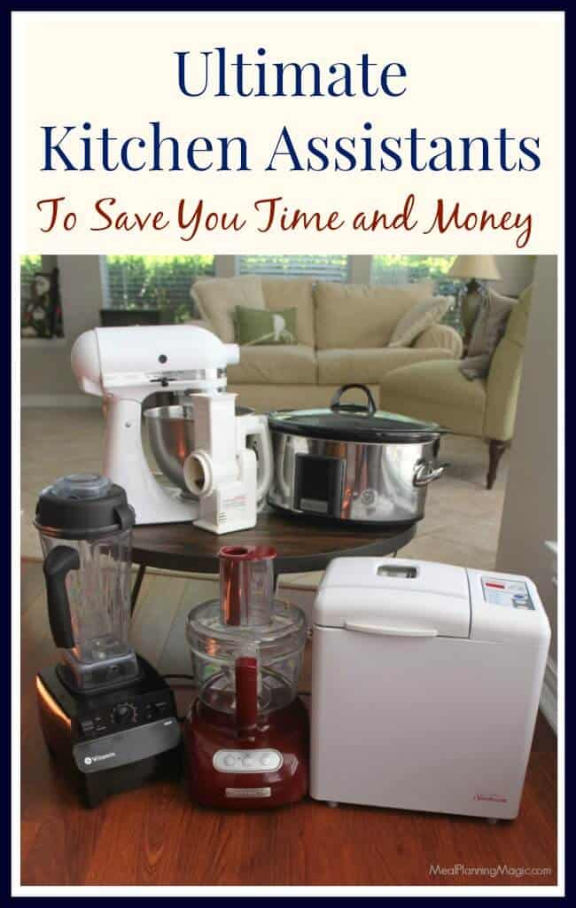 Ultimate Kitchen Assistants To Save You Time And Money