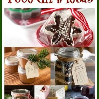 50+ Fabulous Food Gift Ideas