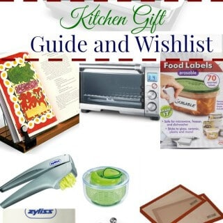 Kitchen Gift Guide and Wishlist