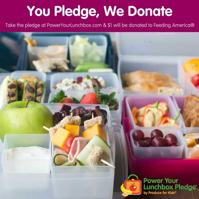 You Pledge, We Donate square