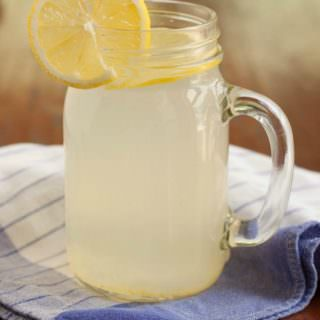 Homemade Lemonade Concentrate for the Freezer