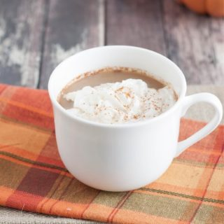 All-Natural Pumpkin Spice Latte Creamer