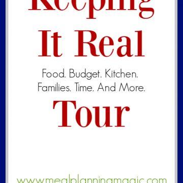 Image of Keeping It Real Tour logo.