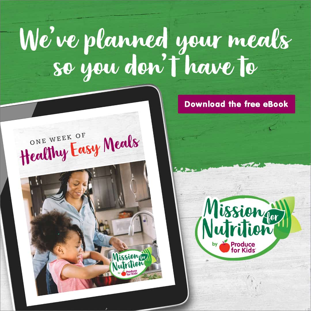 image of mission for nutrition ebook prompt