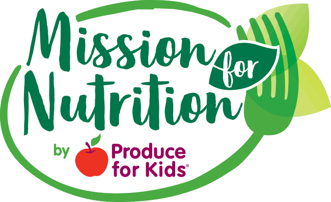 image of mission for nutrition logo