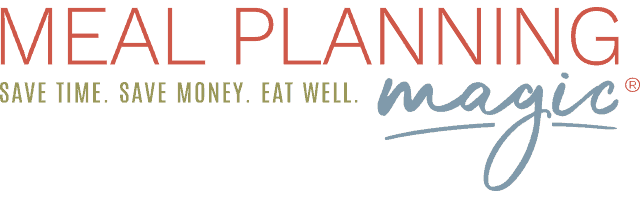 Meal Planning Magic