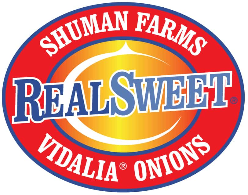 Shuman Farms Real Sweet Vidalia Onions logo